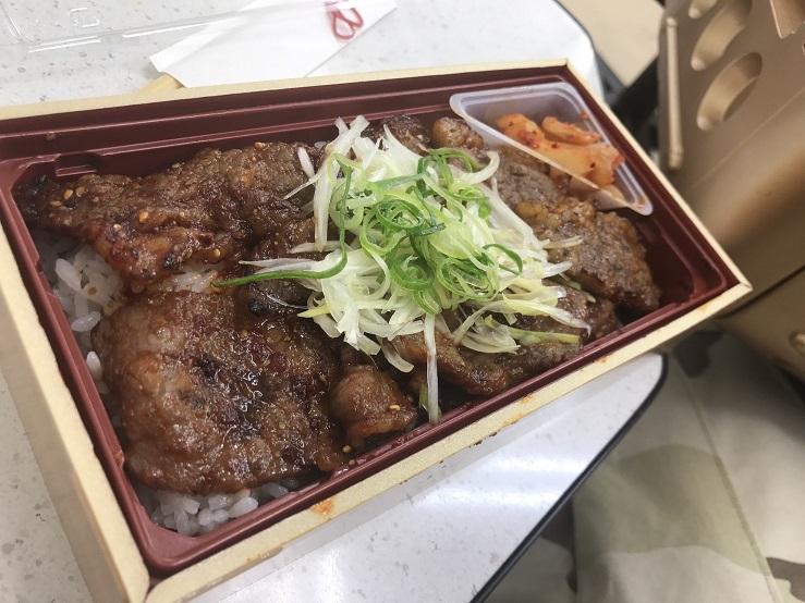 おぼ丼(ご飯大盛り)